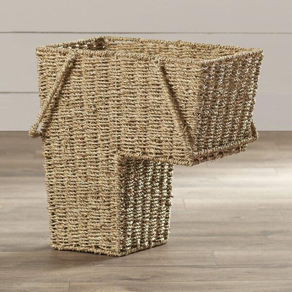 Incroyable Basket For Stairs | Wayfair