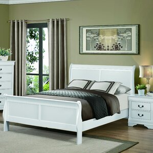 Waynesburg Sleigh Bed by A..