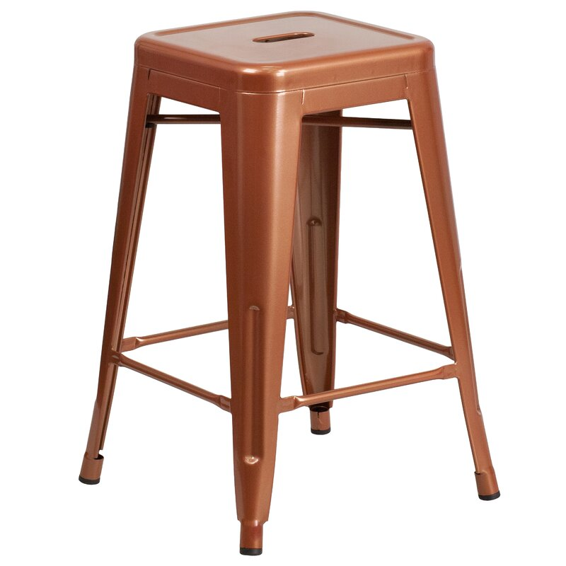 Trent Austin Design Lompoc 24 Quot Bar Stool Birch Lane
