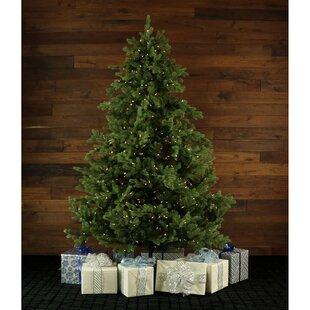 Flat Back Christmas Tree | Wayfair