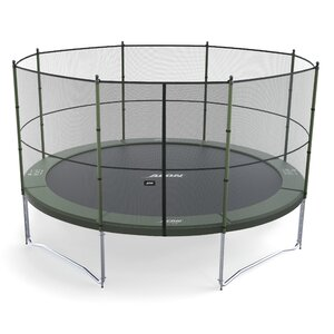 Air 12' Trampoline with Enclosure
