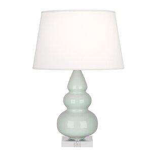 Genial Triple Gourd Table Lamp