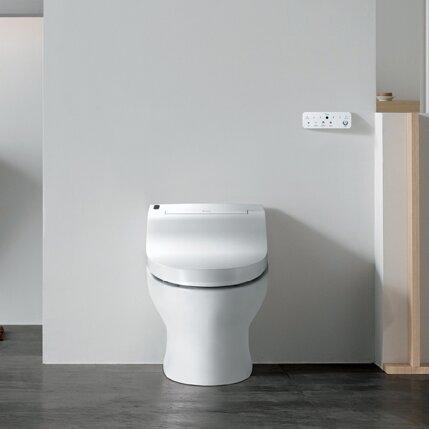 Bio Bidet Luxury Integrated Toilet Seat 40 Floor Mount Bidet