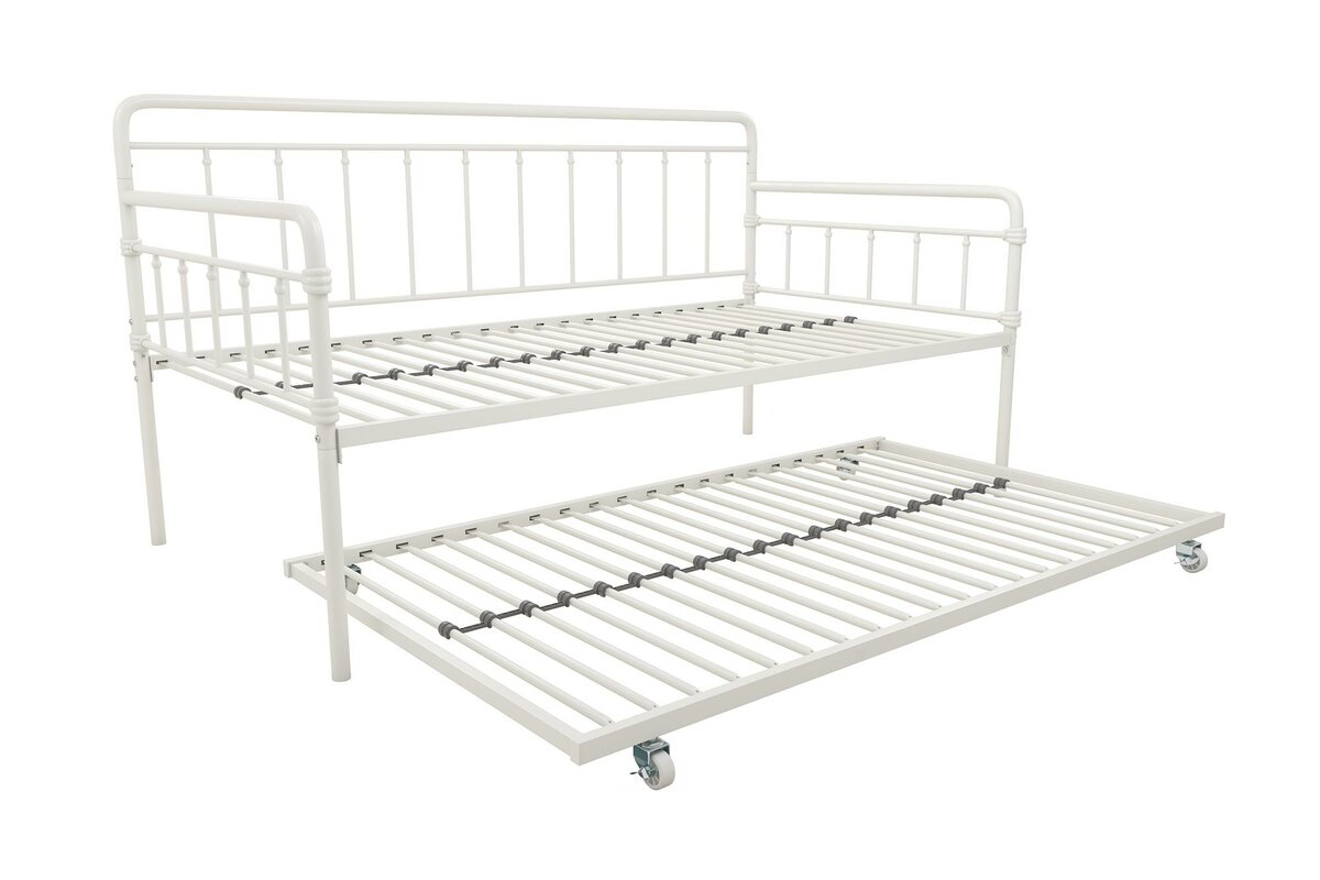 Gracie Oaks Truxton Twin Daybed & Reviews