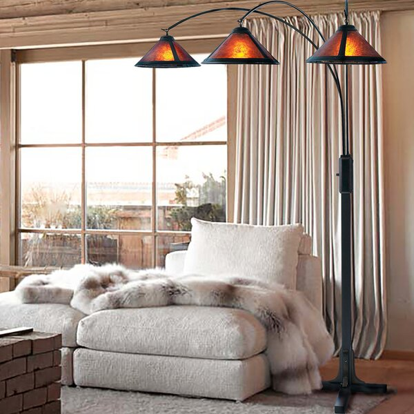 "Latitude Run Eltingville 87"" Tree Floor Lamp & Reviews"