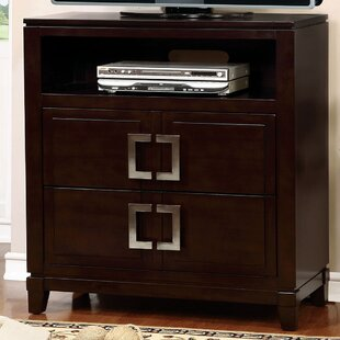 Cherry Bedroom Media Chests You\'ll Love | Wayfair