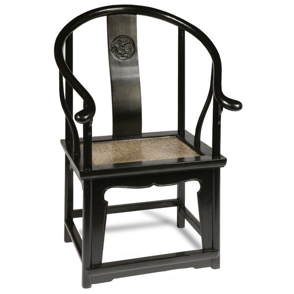 Hangzhou Horseshoe Armchair