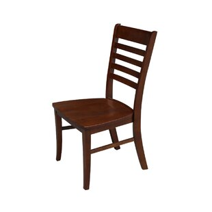 Bezons Solid Wood Chair (Set of 2)