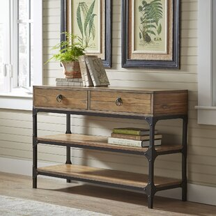Console tables birch lane tanner console table watchthetrailerfo