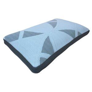 Memory Foam Standard Pillow by Alwyn H..