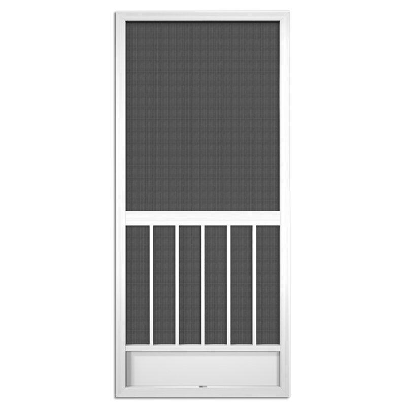 Kiby Westmore Aluminum Screen Door Reviews Wayfair