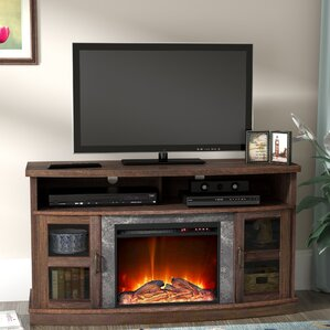 Perfect Schuyler 54 With Entertainment Centers With Fireplaces