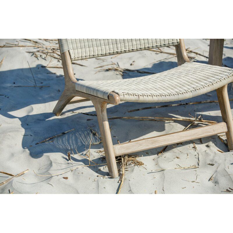 Timmerman Teak Patio Chair Reviews Allmodern
