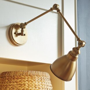 Hancock Swing Arm Lamp