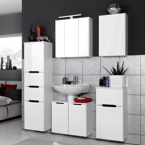 5-tlg. Badezimmer-Set Modena von Held Möbel