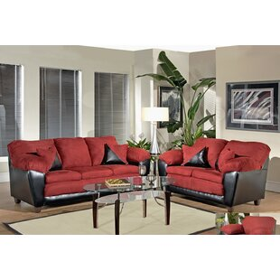 Wednesbury Configurable Living Room Set