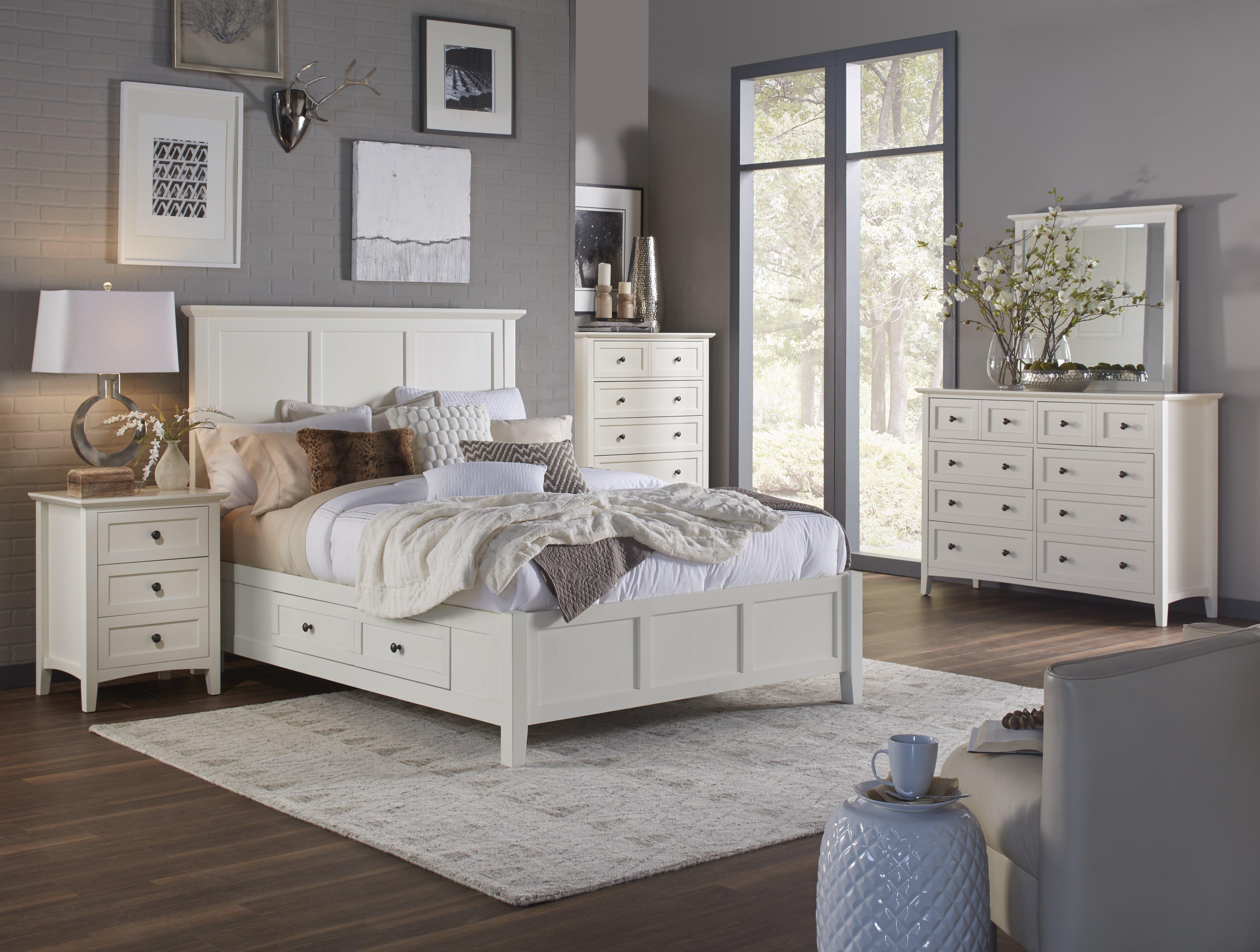 Zeppelin Storage Standard Configurable Bedroom Set & Reviews | Birch ...