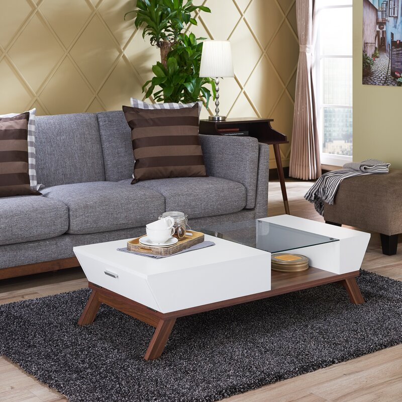 Mercury Row Soto Coffee Table & Reviews