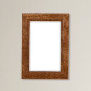 Complete Solid Poplar Wood Picture Frame