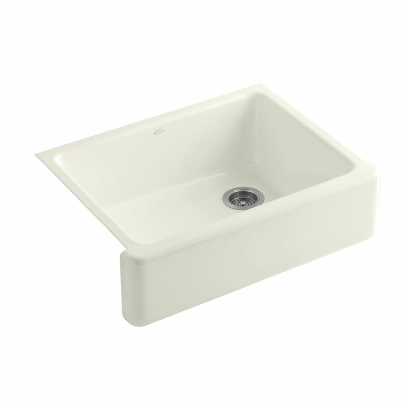 """Bathroom Sinks 19 X 21 kohler whitehaven 29.69"""" x 21.69"""" farmhouse single bowl kitchen"""