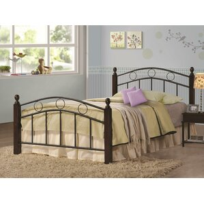 Galyean Twin Platform Bed by Zoomie Kids