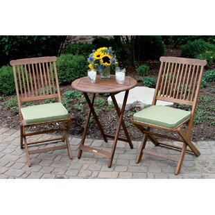 Elegant Outdoor Bistro Sets Youu0027ll Love | Wayfair