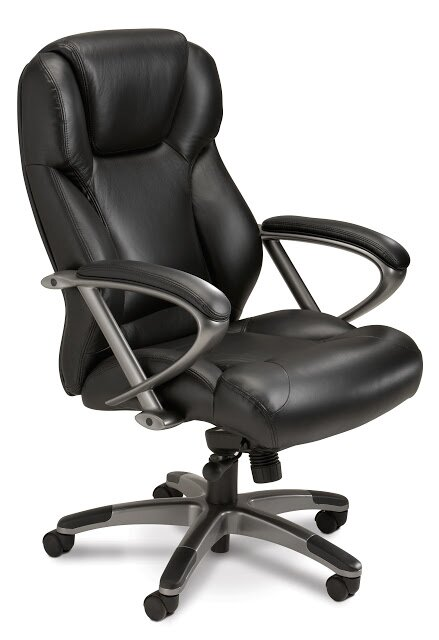 Series 300 Leather Executive Chair