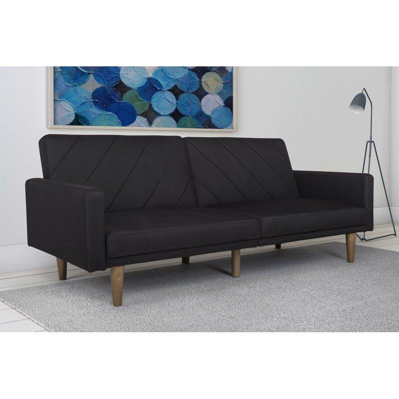 Cobbs Convertible Sofa & Reviews | Joss & Main