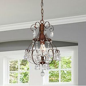 Sidney 1-Light Mini Chandelier