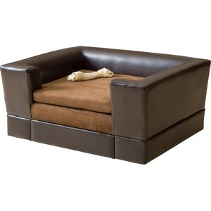 Agnes Rectangle Cushy Dog Sofa