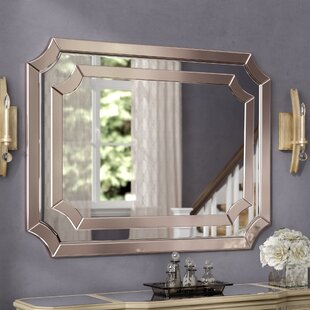 Contemporary Accent Mirror By Rosdorf Park