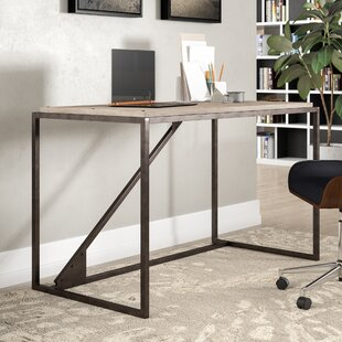 Charmant Rosemarie Industrial Writing Desk