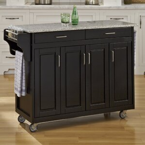 Kitchen Island 18 Deep shop 1,019 kitchen islands & carts | wayfair