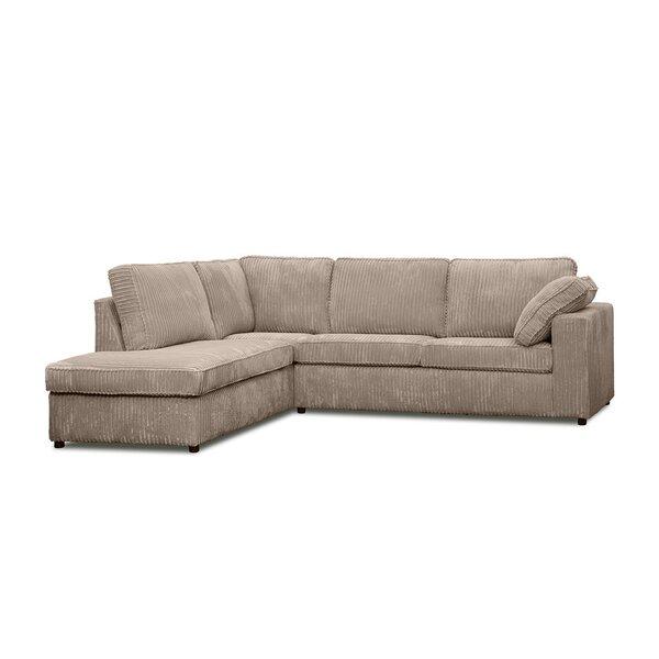 August Grove Tiffany Corner Sofa Amp Reviews Wayfair Co Uk