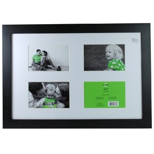 Jeri Traditional Rectangle Picture Frame