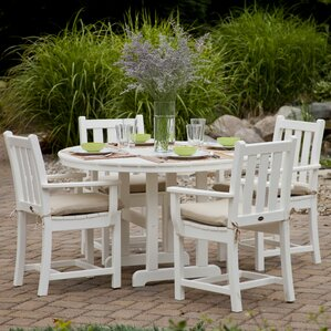 Traditional 5 Piece Dining Set