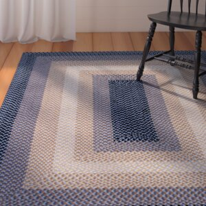 Monnie Blue Area Rug