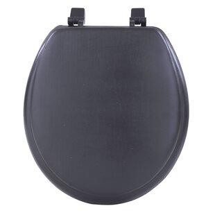 gold glitter toilet seat. Fantasia Soft Standard Toilet Seat Black Seats You ll Love  Wayfair