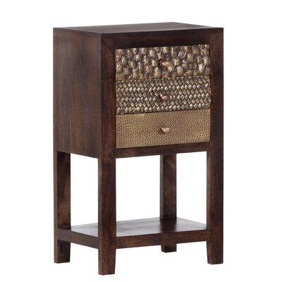 beistelltische holzfarbe dunkelbraunes holz zum verlieben. Black Bedroom Furniture Sets. Home Design Ideas