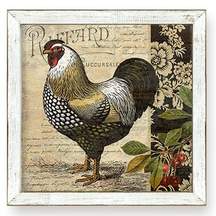Very best French Country Rooster | Wayfair HC15