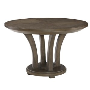 Baford Round Dining Table by Gracie Oaks