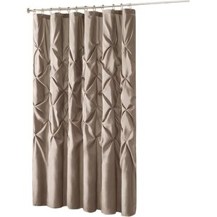 Beau Extra Tall Shower Curtain | Wayfair