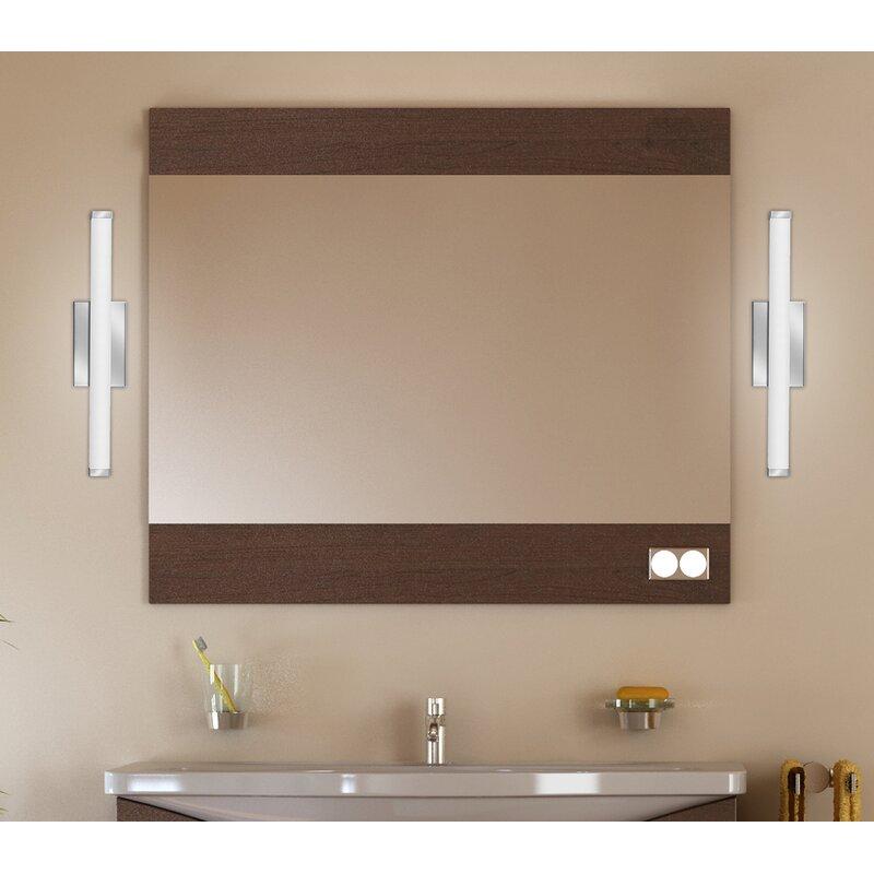 Lithonia Lighting Traditional 3-Light LED Bath Bar & Reviews   Wayfair