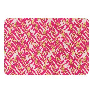 Abstract Print by Nandita Singh Bath Mat