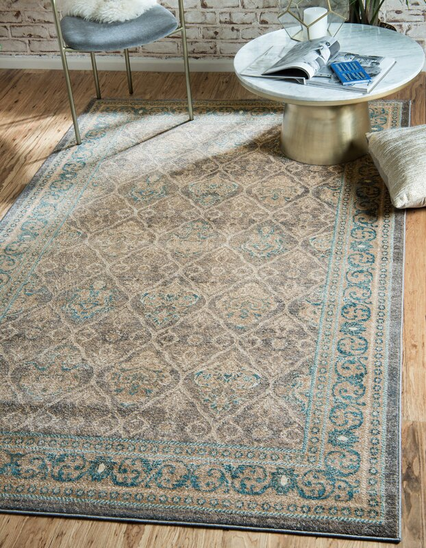 Kerensa Gray Area Rug Amp Reviews Birch Lane