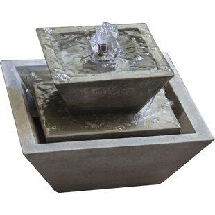 Kenzo Concrete Garden Terrace Fountain