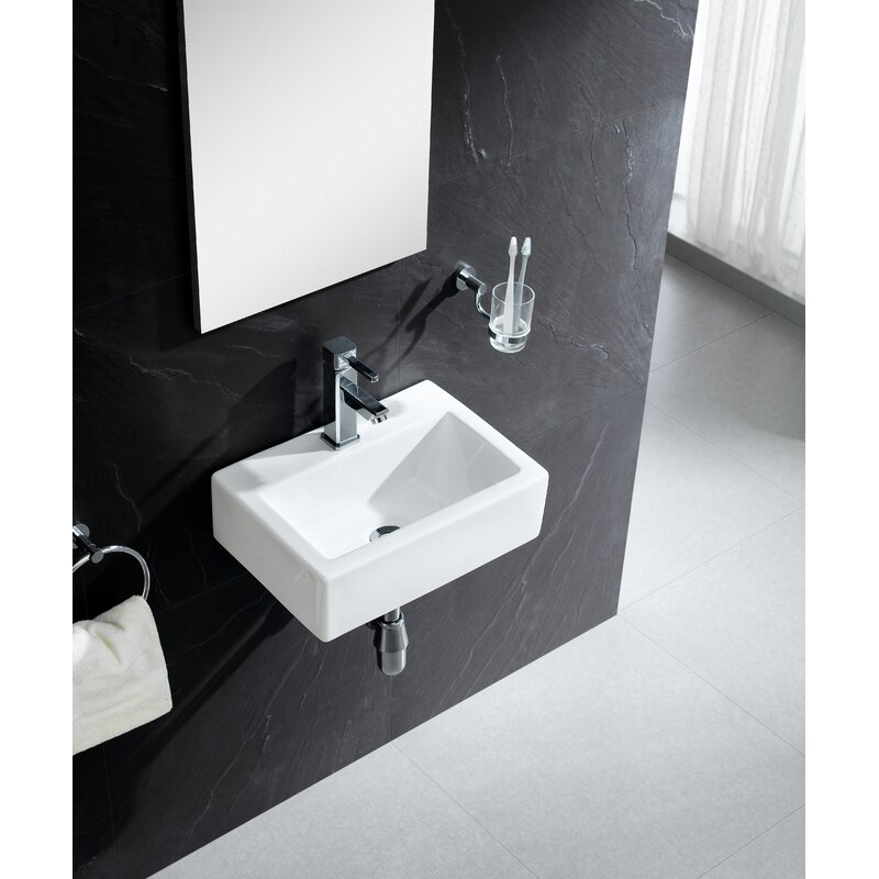 Sinks For Small Bathrooms Wall Mount
