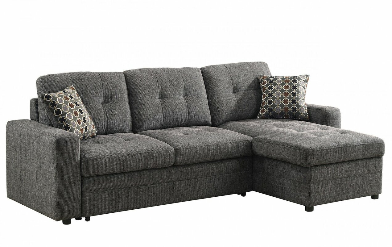 alcester of sectional graphite sleeper america furniture
