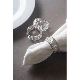 Christmas Ring.Christmas Napkin Rings You Ll Love In 2019 Wayfair