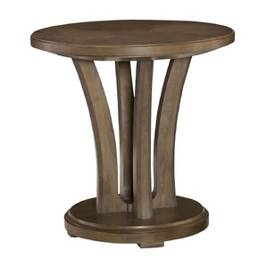 Baford End Table by Gracie Oaks
